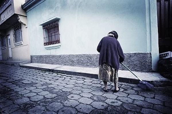 老人,老婦,老太太。(圖/達志/示意圖)