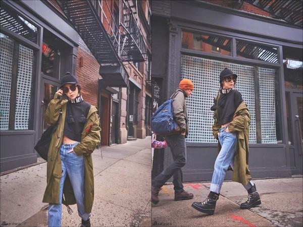 范冰冰近日为杂志担任模特儿,向来都走霸气女王路线的她,难得以一身