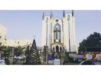 鳳山基督長老教會(圖/網友rytize提供,請勿隨意翻拍,以免侵權。)