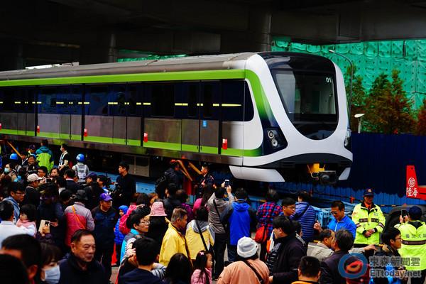 捕捉小綠綠!台中捷運暑假上軌測試 憑高鐵票能免費搭  [集旅遊資訊廣益),香港交友討論區