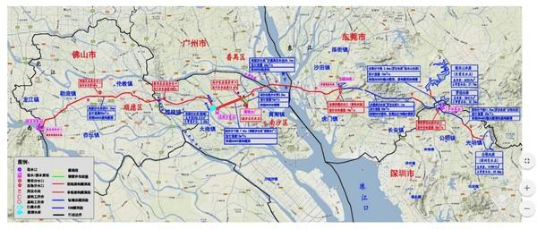 「珠三角西水东调」线确定 深圳公明双水库保