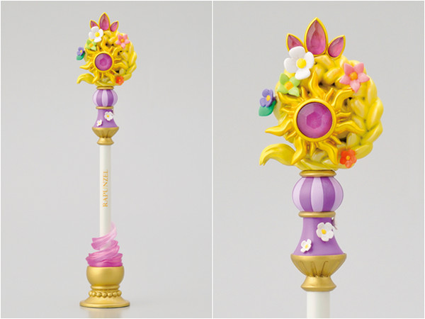 「魔法杖」圆公主梦!梦幻《迪士尼造型笔》引爆少女心