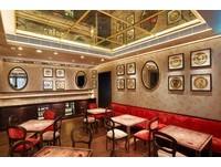 威尼斯的福里安花神咖啡,進駐台北新光三越A9館。(圖/品牌提供)