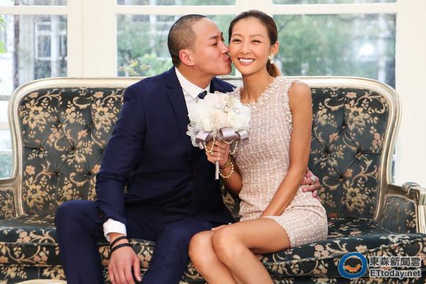 何潤東拍攝結婚週年紀念照(圖/記者周宸亘攝)
