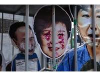 ▲朴槿惠下台事件,首爾民眾抗議。(圖/記者黃克翔攝)