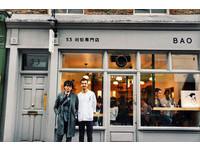 英國倫敦的台灣刈包店「BAO」。(圖/李佑群老師提供)