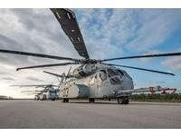 ▲CH-53K「種馬王」重型直升機。(圖/翻攝自塞考斯基官網)