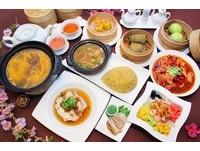 ▲兆品酒店霸王蟹料理。(圖/兆品酒店提供)