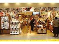 東京車站一番街東京動漫人物街(圖/記者蔡玟君攝)