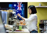澳洲花園餐廳返古新思美食專訪(圖/記者林世文攝)