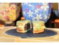 ▲大判燒新品-抹茶菓子。(圖/大判燒提供)
