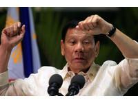 菲律賓總統杜特蒂(Rodrigo Duterte)。(圖/路透社)