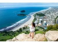 ▲紐西蘭,陶朗加,Mount Maunganui,Maunganui Beach,Mount Bistro(圖/記者陳涵茵攝)