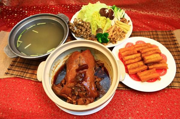 兩岸十大名菜!福氣悶鴨二食鍋 乾食、熬製鍋物多重口感  [集旅遊資訊廣益),香港交友討論區