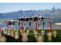 F-35A抵達歐洲培訓人員。(圖/翻攝自美國空軍官網)