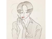 微辣插畫(圖/翻攝自Misaki Tanaka IG)