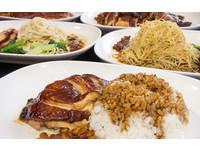 世界首家一星米其林小販「了凡香港油雞飯麵」全球海外第1站、也是台灣1號店即將於4月21日正式開幕。(圖/記者黃士原攝)