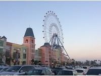 ▲麗寶樂園擁有全台最大摩天輪「天空之夢 Sky Dream」。(圖/記者陳世昌攝)