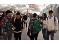 連《RM》都沒發現! 劉在錫身後竟站著一位大明星(圖/翻攝自SBS)