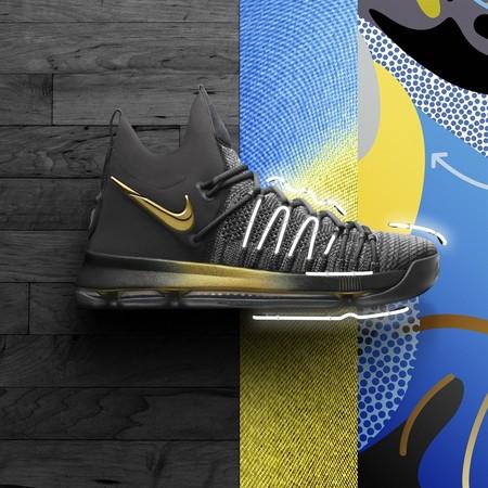 xfplay在纾-a9���9��ykd9�c�k���g�)�h�_为球星杜兰特(kevin durant),设计的kd9 elite球鞋.