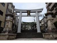 鎮西大社諏訪神社(圖/記者于佳云攝)