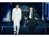 """黃子佼出席孔劉Gong Yoo Live """"Make a Wish"""" in Taipei見面會(圖/記者張一中攝)"""