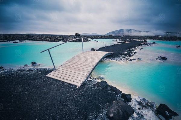挪威 羅弗敦群島、印度 拉達克、冰島雷克雅維克。(圖/翻攝自librestock)