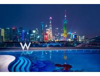 上海W Hotel。(圖/翻攝自上海W Hotel官網)