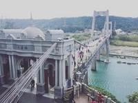 ▲大溪橋(圖/網友jasonnyap_、patrickhsieh、kung_wei0725提供,請勿隨意翻拍,以免侵權。)