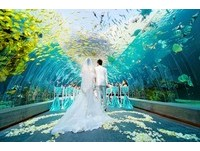 三亞,海島婚禮(圖/三亞市旅遊發展委員會提供)