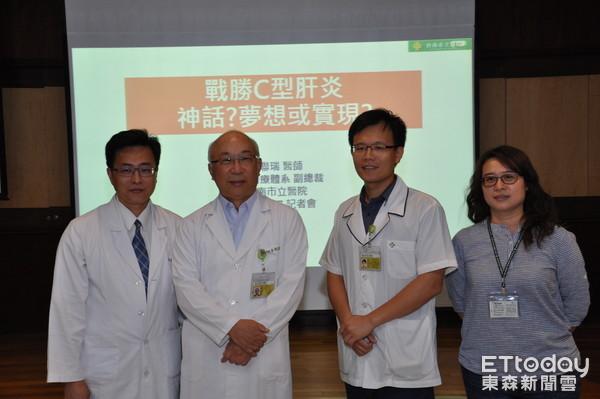 C肝患者自費100多萬元 新藥副作用小治癒率高