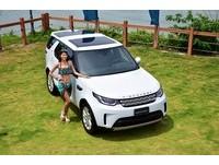 大塊頭「發現號」來了! Land Rover全新Discovery預約九月發表(圖/記者游鎧丞攝)