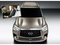 大尺碼家族旗艦SUV重裝上陣 Infiniti QX80預計年底亮相(圖/翻攝自Infiniti)