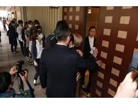 林奕含12日在台北市第二殯儀館舉行告別式。(圖/記者黃克翔攝)