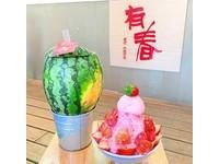 有春冰菓室。(圖/網友IG@yu.tinnng提供,請勿隨意翻拍,以免侵權。)
