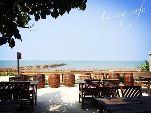 北海岸咖啡廳,公雞咖啡(圖/翻攝自Le coq 公雞咖啡粉絲專頁)