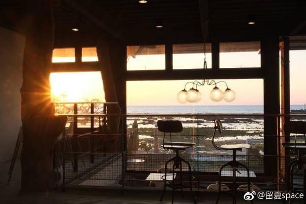 北海岸咖啡廳,留.夏(圖/翻攝自留.夏 Stay cafe & space & book粉絲專頁)