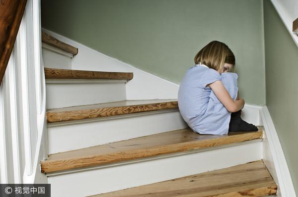 ▲女童,霸凌,欺負,性侵,憂鬱示意圖(圖/CFP)