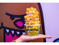 南韓人氣冰淇淋品牌Sweet Monster(甜點怪獸)。(圖/黃士原攝)
