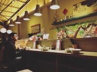 台南小丰川麵店。(圖/IG@torowei提供)