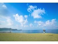 ▲綠島帆船鼻大草原、小長城、柚子湖。(圖/IG@fansway1121提供,請勿任意翻攝以免侵權)
