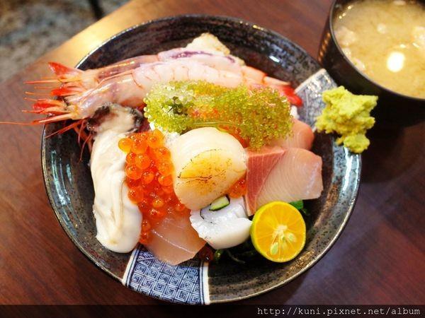 台北超人氣日式食堂 吃失掉少見的「葡萄蝦丼」