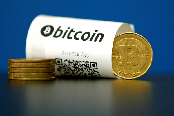 ▲ bitcoin, virtual currency, digital currency. (Photo / Reuters)