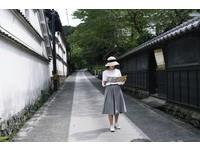 ▲青山文庫,佐川町,日本高知。(圖/記者陳涵茵攝)