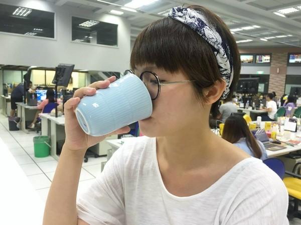 ▲喝水,水。(示意圖/記者李佳蓉攝)