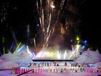 ▲越南廣南省文物節(Quang Nam Heritage Festival)開幕式。(圖/記者彭懷玉攝)