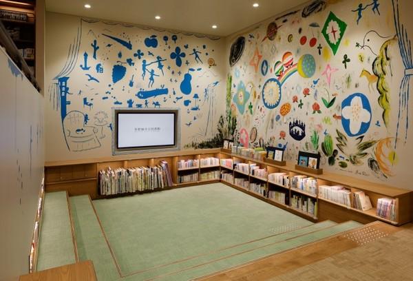 日本蔦屋書店特色概念店集合。(圖/MATCHA)