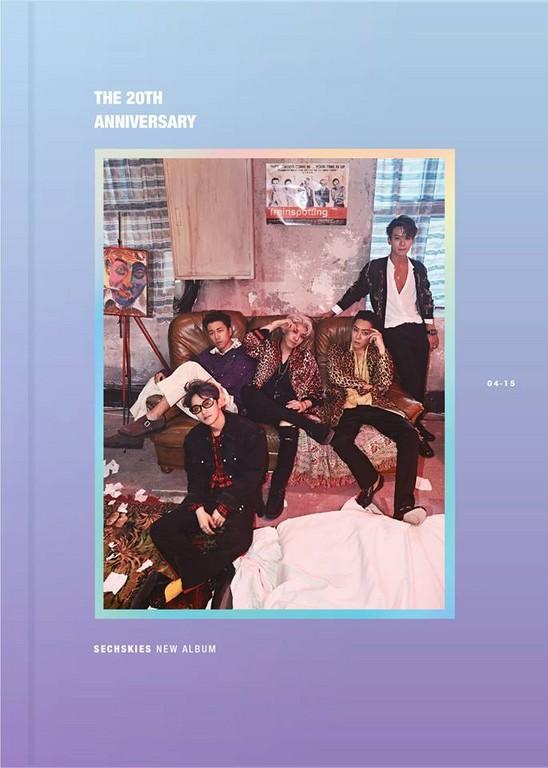 ▲Gaon 5月實體專輯銷售榜:SEVENTEEN、TWICE、ASTRO、VIXX、iKON、水晶男孩、Highlight、圭賢、Lovelyz、SF9。(圖/翻攝自水晶男孩臉書)
