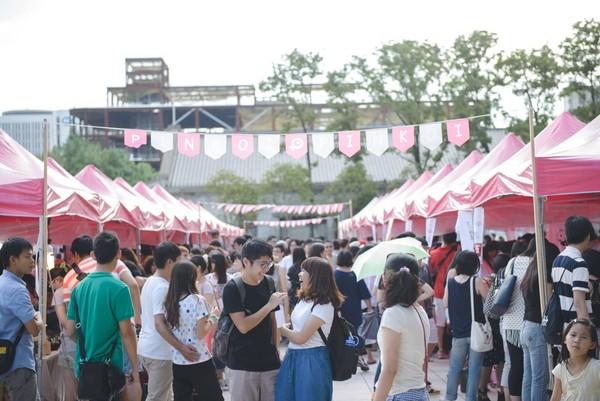 ▲以文創設計為主題的「Pinkoi Market 品品市集」首度前進台中。(圖/Pinkoi提供)