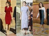 ▲西班牙王后萊蒂西婭Letizia Ortiz。(圖/翻攝cosmepolitan.com.cn)
